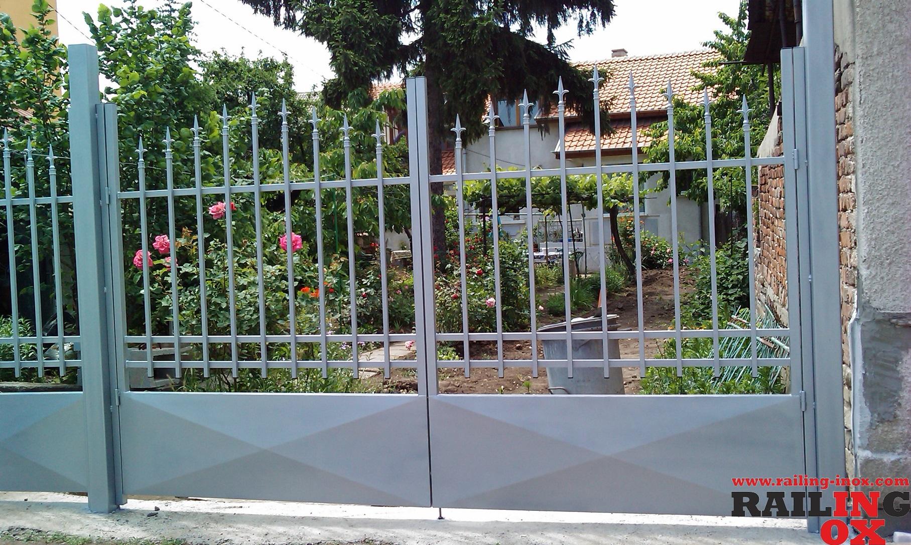 Врати и огради